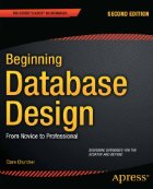 Beginning Database Design, Clare Churcher
