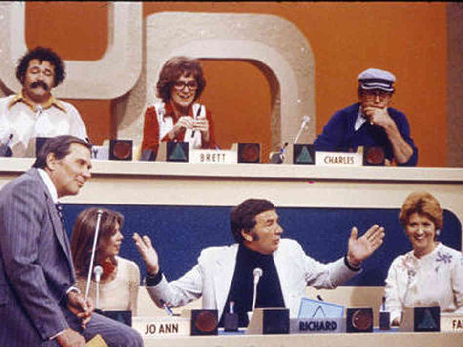 1970's MOST famous Game Show moment - YouTube