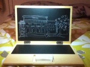 My fantastic new laptop that I picked up while on vacation in Montreal! Cool, eh?